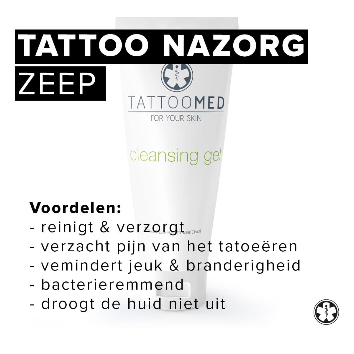 Tattoomed | Tattoo zeep